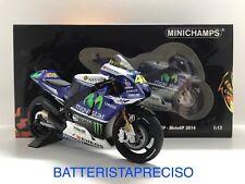 Minichamps 122 143046 Yamaha Yzr-m1 Valentino Rossi Movistar MotoGP 2014