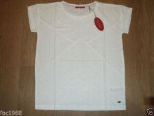 Esprit Kurzarm Damen-T-Shirts mit Rundhals-Ausschnitt