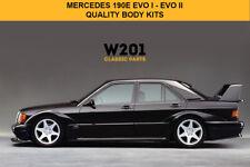 Mercedes w201 190 Evo2 Body Kit 190e 2.3 2.5 16v Cosworth Evo 2