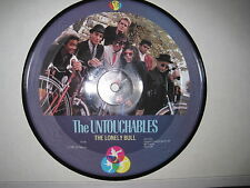 THE UNTOUCHABLES The Lonely Bull/Whats Gone Wrong 45 EU SKA rare PIC DISC L@@K