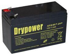 NBN Replacement Battery-Drypower 12 volt 7.2 amp