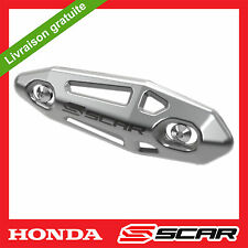 PROTECTION COLLECTEUR ECHAPPEMENT UNIVERSEL 4 TEMPS HONDA CRF CRFX 250 450 SCAR