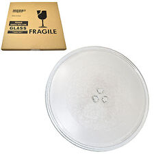 12-3/4 inch Glass Turntable Tray for GE WB49X10074 WB49X10129 Microwave Plate