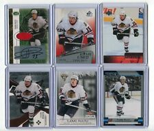 2003-04 Tuomo Ruutu 6 Rookie Cards Lot  RC  #/100 Auto JSY  Young Guns ++ LOOK