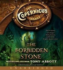 Copernicus Legacy: The Forbidden Stone 1 by Tony Abbott NEW (2014, CD, Unabrid)