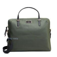 Kate Spade Wilson Road Daveney Laptop Shoulder Bag Handbag Nylon Briefcase