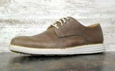 Mens Cole Haan Original Grand Plain Oxford Shoes SZ 10.5 Used C21407 Stormcloud