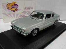 """Minichamps 940085501 # FORD CAPRI I Coupe anno di costruzione 1969 """"Blu Chiaro-Met."""" 1:43"""