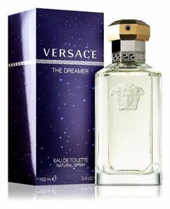 Versace The Dreamer Eau de Toilette per uomo 100 ml profumo uomo Originale