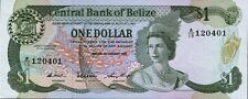 Belize 1 Dollar 1987 Pick 46c (1)