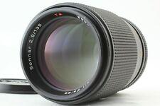 [EXC+++++] Contax Carl Zeiss Sonnar 135mm F/2.8 AEJ T* MF Lens For C/Y Japan