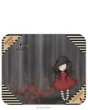 Santoro London Gorjuss Mousepad 371GJ03 - Poppy Wood