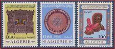 "ALGERIE N°495/497 ** ""artisanat"", 1969 ALGERIA COMPLETE SET MNH"