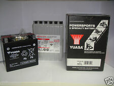 BATTERIA YUASA YTX14L-BS HARLEY DAVIDSONXLX Forty Eight12002011 2012 2013