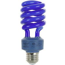 24 Watt Spiral Energy Saving CFL Light Bulb Medium Base FREE Shipping US Seller!