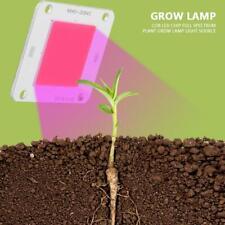 50W COB LED CHIP completo espectro reflectores Crecimiento De Plantas Fuente De Luz Lámpara DC12V