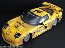 DAYTONA ROLEX 24 2001 Earnhardts Collins Pilgrim Action 1:18 RACED C5R Corvette