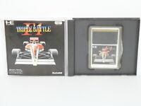 F1 TRIPLE BATTLE PC-Engine Hu PCE Grafx Japan pe