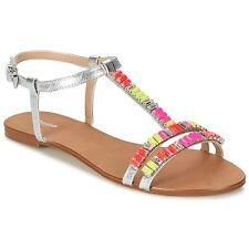 Dune London $110 Nimbo Embellished Sandal, sz 6M Eur 37