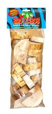 Loro Ave Brocheta natural yuca fichas Paquete de 20