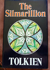 JRR Tolkien - The Silmarillion, London, 1977, HB, TRUE 1st/1st