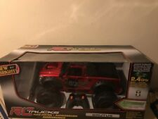 NEW Bright Radio Controllato Rc RTR 4x4 Bruto MONSTER TRUCK modificata