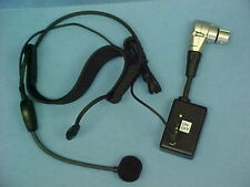 MCI BUS PARTS MCI PA Head Set Hostess MIC