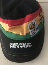 World Cup 2010 South Africa FIFA Offical Hat Cap