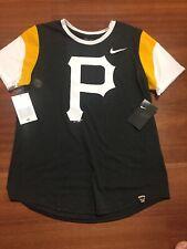 Nike Women's Pittsburgh Pirates Baseball Tee-shirt Medium MLB
