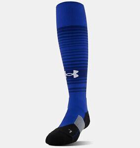 Under Armour UA Global Performance Men's OTC Soccer Socks 1300033-401 L NWOT