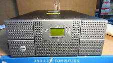 Dell PowerVault TL4000 Tape Autloader Library Back Up EXCL TAPE DRIVES 95P7006