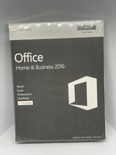 Microsoft Office Home & Business 2016 for Mac & MC Product