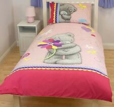 Me to You  Teddy' Panel Single Duvet Bed Set Official Product