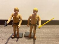 Star Wars BESPIN LUKE SKYWALKER Complete Empire Strikes Back 1980 Vintage Lot