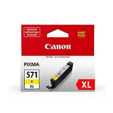 Canon cartucho Cli-571yl XL amarillo