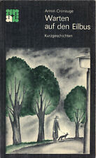 Cronauge, Armin; Warten auf den Eilbus - Kurzgeschichten, 1986