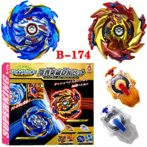 NEW Beyblade Burst Superking Surge B-174 LIMIT BREAK DX Set With Box