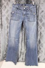 Rock and Republic Siouxsie Jeans size 27 29x32 Boot Cut Distressed Trouser