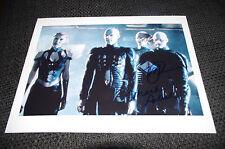 HELLRAISER Mark & Michael Polish signed 8x11 inch autograph Photo InPerson LOOK