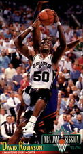David Robinson - 1993-94 Jam Session #209 - San Antonio Spurs / Navy / Team USA