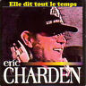 CD single Eric CHARDEN Elle dit tout le temps 2 tracks