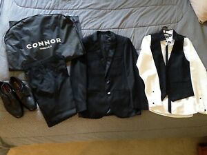 Teenage Boy - 3pc Dinner/Formal Suit (Connor Brand)