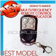 Multi-Frequency Universal Garage Remote Control Duplicator 433 868 315 418 MHz++
