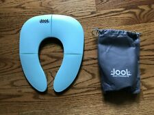 Folding Travel Potty Seat for Boys and Girls Fits Round Oval Toilets