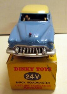 French Dinky Toys, 24V Buick Roadmaster,        original