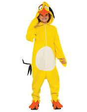 "Angry Birds Kids Movie Chuck Costume, Medium, Age 5 - 7, HEIGHT 4' 2"" - 4' 6"""