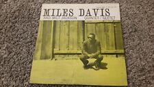 MILES DAVIS And MILT JACKSON LP Prestige 7034 BERGENFIELD Vinyl Record Album