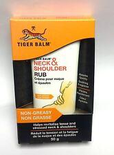 Tiger Balm - Baume rouge du Tigre crème - 50 ml