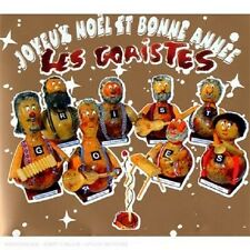 210 // CD LES GORISTES EDITION LIMITE JOYEUX NOEL ET BONNE ANNEE