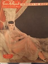 Paris Hollywood Érotique Sexy Pin Up cheesecake Fifties N 45 Jane Wyman